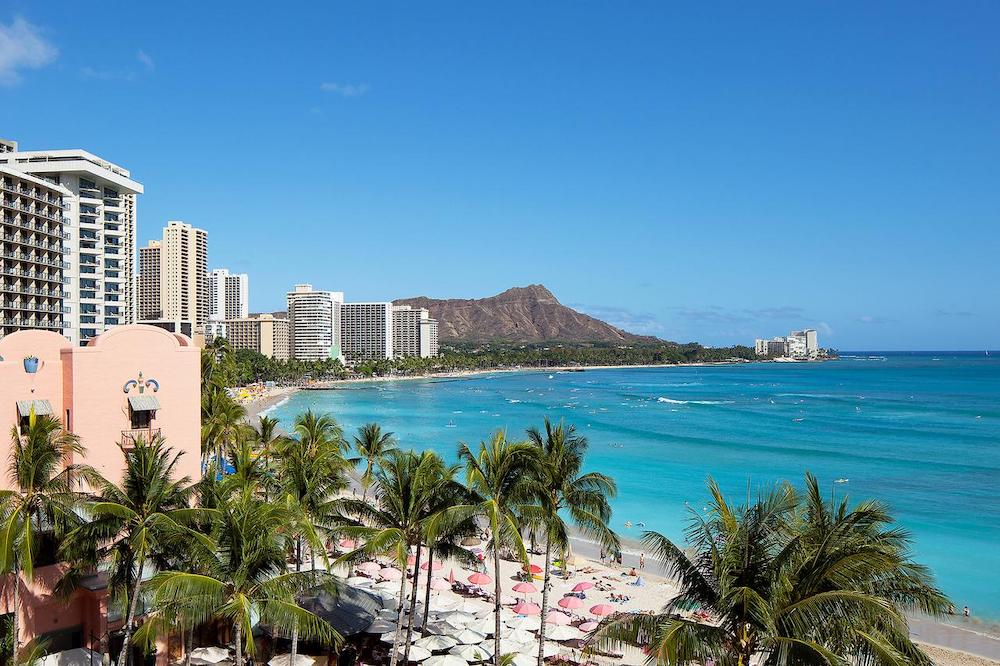 ハワイの5つ星ランク高級ホテル(イメージ)