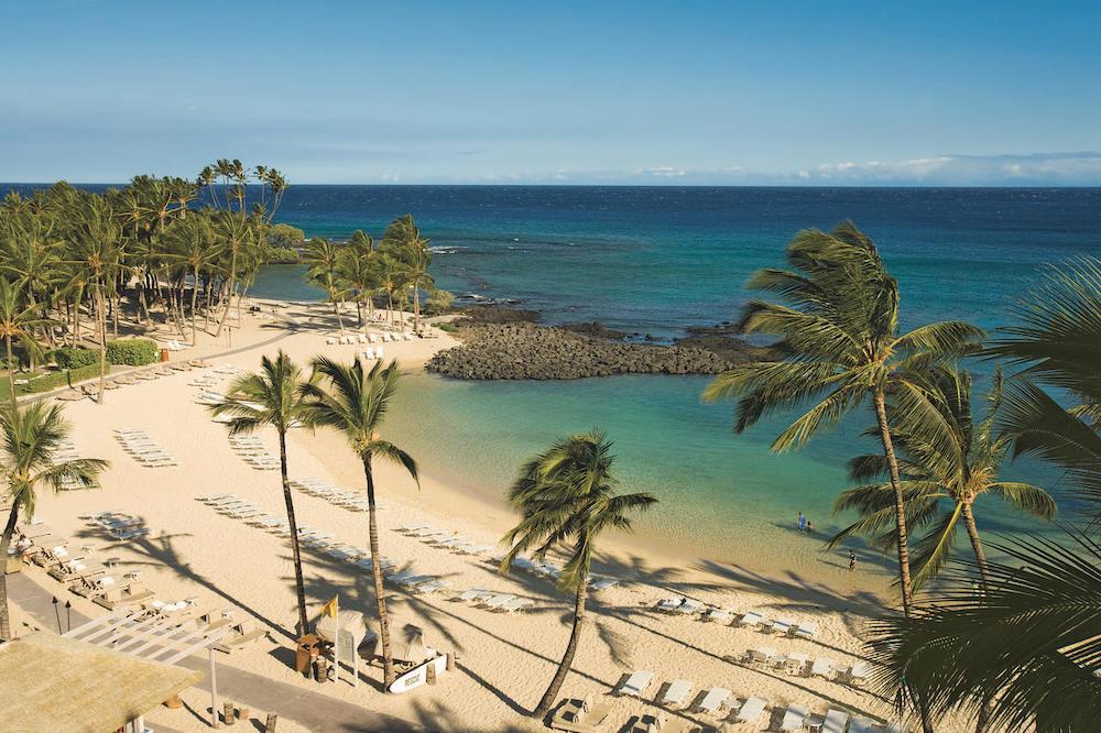 ハワイ島のホテル(イメージ)