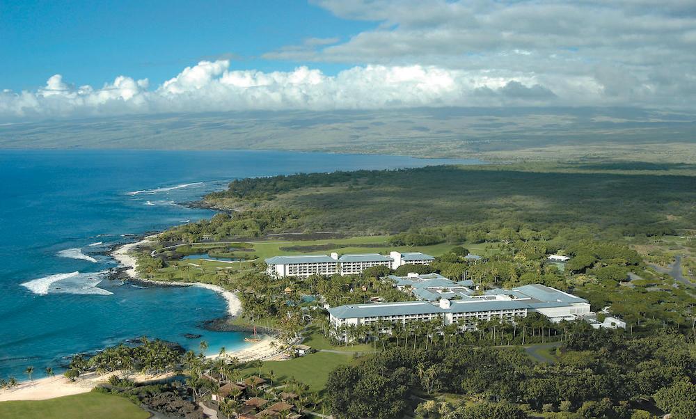 ハワイ島のホテル(フェアモントイメージ)