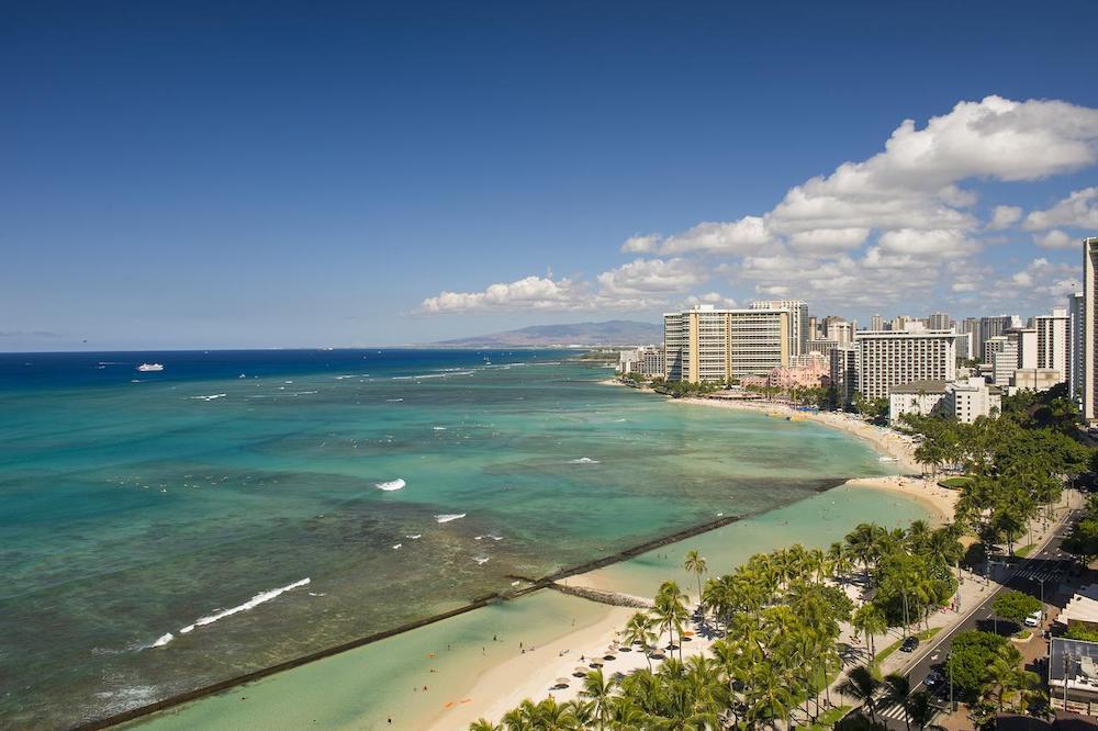 学生におすすめのハワイのホテル(イメージ)