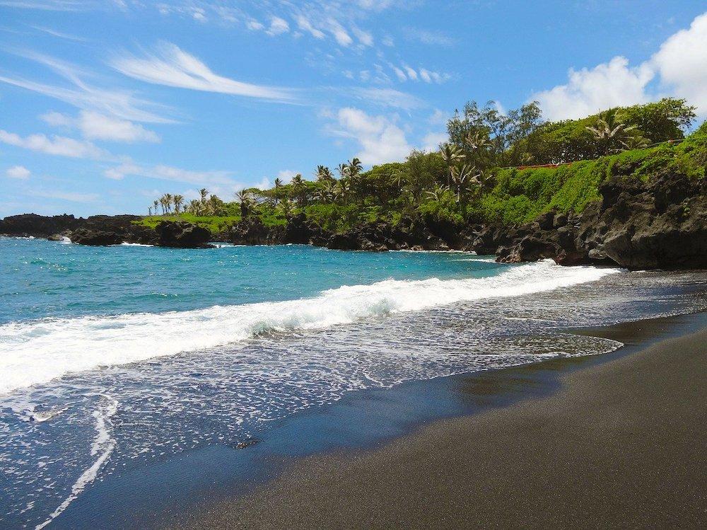 ハワイのマウイ島